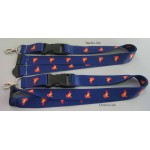 Heat Transfer Print(Dye Sublimation) Lanyards(HT-015)