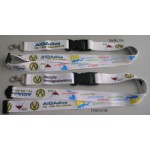 Heat Transfer Print(Dye Sublimation) Lanyards(HT-021)