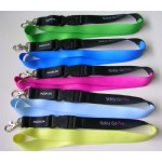 Heat Transfer Print(Dye Sublimation) Lanyards(HT-025)