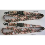 Heat Transfer Print(Dye Sublimation) Lanyards(HT-026)