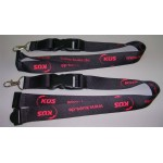 Heat Transfer Print(Dye Sublimation) Lanyards(HT-033)