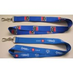 Heat Transfer Print(Dye Sublimation) Lanyards(HT-001)