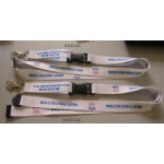 Heat Transfer Print(Dye Sublimation) Lanyards(HT-004)