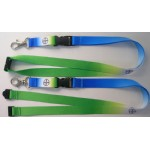 Heat Transfer Print(Dye Sublimation) Lanyards(HT-010)