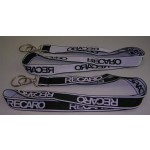 Monolayer Woven Jacquard Lanyards(MO-016)