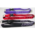 Monolayer Woven Jacquard Lanyards(MO-004)