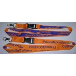 Monolayer Woven Jacquard Lanyards(MO-008)