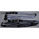 Monolayer Woven Jacquard Lanyards(MO-026)
