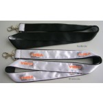Satin Ribbon Stitched Lanyards(RB-004)