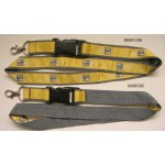 Satin Ribbon Stitched Lanyards(RB-016)