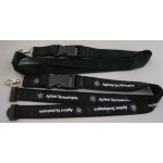 Satin Ribbon Stitched Lanyards(RB-021)