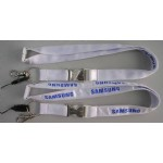 Satin Ribbon Stitched Lanyards(RB-028)