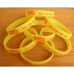 Silicone bracelet(SB-015)