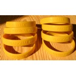 Silicone bracelet(SB-020)