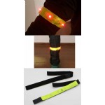 fashion reflective slap bracelet(RW-001)
